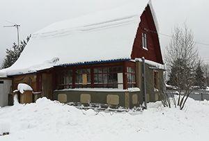 Геодезическая съемка для техплана садового дома, СНТ Сказка Пушкинский р-н
