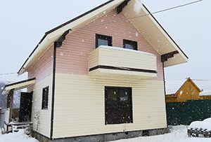 Геодезическая съемка для техплана жилого дома, КП Одуванчик