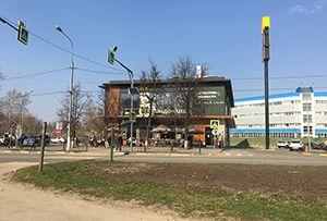 Подготовка технического плана нежилого здания. Московская область, г. Жуковский